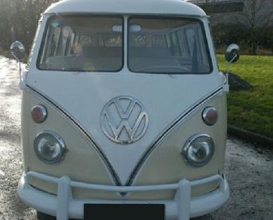 VW Campervan Hire
